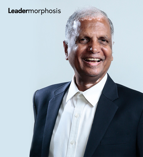 Leadermorphosis with NK Chaudhary