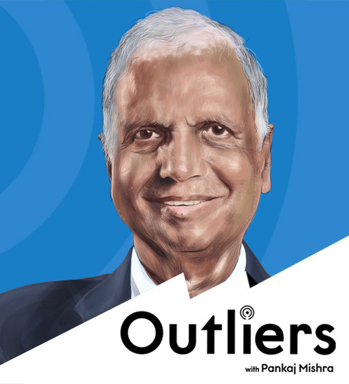 Outliers Podcast with NK Chaudhary