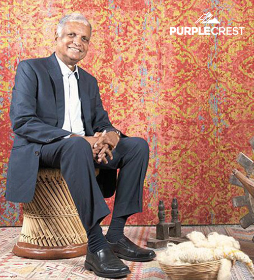 The Gandhi of the Carpet Industry